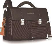 Link Double Front Pocket Double Gusset 15 Laptop Briefcase