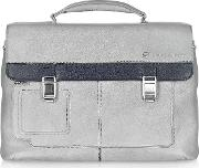 Piquadro Briefcases, Vibe Front Pocket Laptop & I Pad Briefcase