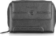 Vibe Leather Flap Wallet
