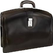 Brunelleschi Italian Leather Briefcase