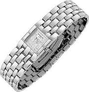 Raymond Weil Women's Watches, Ladies' Diamond Pave Dial Stainless Steel Watch