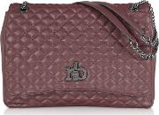 Rb Small Releve Quilted Eco Leather Shoulder Bag