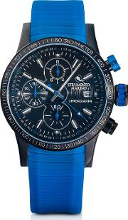Admiral Silicone Chronograph Men's Watch
