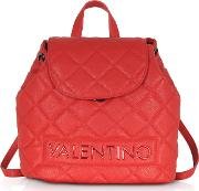 Licia Quilted Backpack