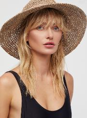 Callie Dyed Rope Straw Hat
