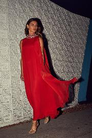 Cleo Gown By  At Free People