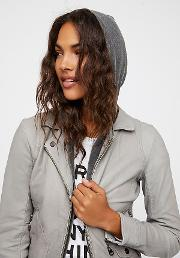 Clash Leather Jacket By  At Free People