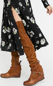 Axel Thigh High Boot By  At Free People