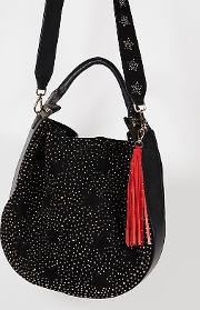 Aurora Studded Hobo By