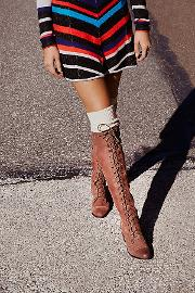Joe Lace Up Boot By  At Free People