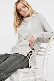 Enzo Pullover By  At Free People