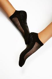 Keep It Cool Yoga Sock By  At Free People