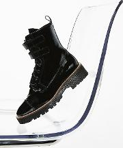 Finn Combat Boot By  At Free People