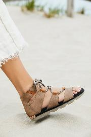 Torpeda Lace Up Sandal By  At Free People