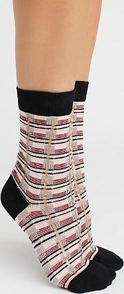 Tomboy Lite Crew Sock By  At Free People