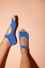 Lace Namaste Yoga Sock By  At Free People