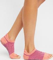 Low Rise Namaste Yoga Sock By  At Free People