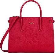 Pin Tote S Ruby