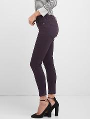 Mid Rise Sculpt True Skinny Jeans New Vineyard 686