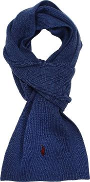 Scarf Polo Ralph Lauren Uomo Charcoal