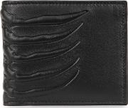 Rib Cage Leather Wallet