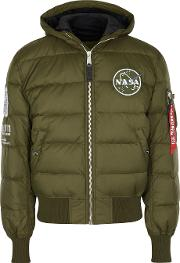 Apollo 11 Quilted Shell Jacket