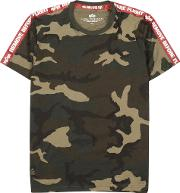 Rbf Tape Camouflage Cotton T Shirt