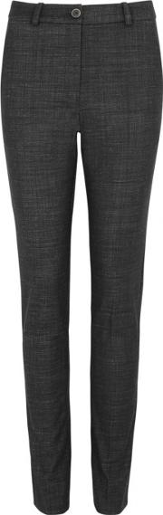 Edno Stretch Wool Trousers
