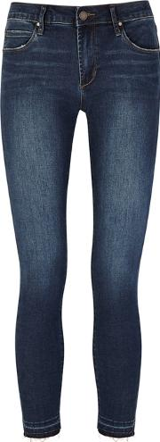Carly Distressed Skinny Jeans