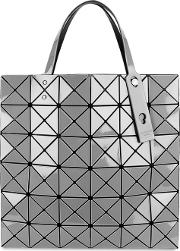 Lucent Two Tone Tote