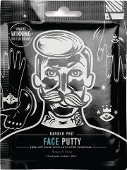 Face Putty Black Peel Off Charcoal Mask