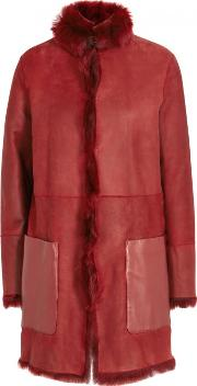 Toscana Reversible Shearling Jacket