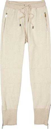 Issue Cotton Blend Jogging Trousers