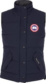 Freestyle Quilted Arctic Tech Shell Gilet