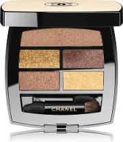 Healthy Glow Natural Eyeshadow Palette Colour Deep