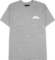 Moving Mountains Grey Jersey T Shirt