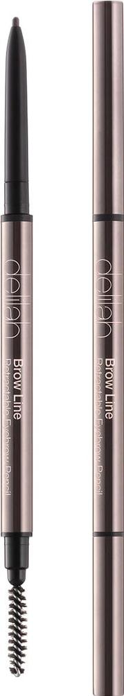 Brow Line Retractable Brow Pencil With Brush Colour Sable