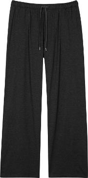 Marlow Anthracite Jersey Lounge Trousers