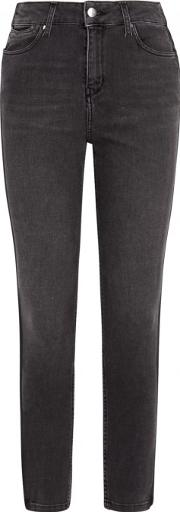 Rizzo Anthracite Skinny Jeans Size W27