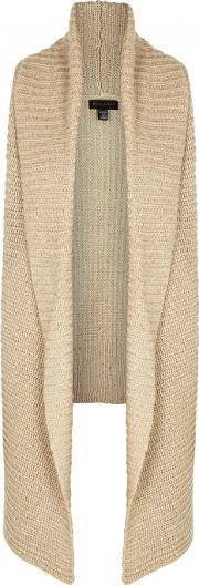 Fawn Sequin Embellished Cardigan Size Xss