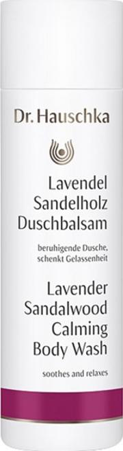 Dr. Hauschka Lavender Sandalwood Calming Body Wash 200ml