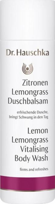 Dr. Hauschka Lemon Lemongrass Vitalising Body Wash 200ml