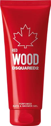 Red Wood Bath & Shower Gel 200ml