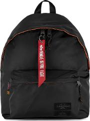 X Alpha Industries Black Shell Backpack
