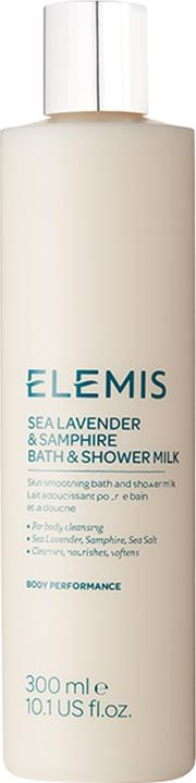 Sea Lavender And Samphire Bath And Shower Milk