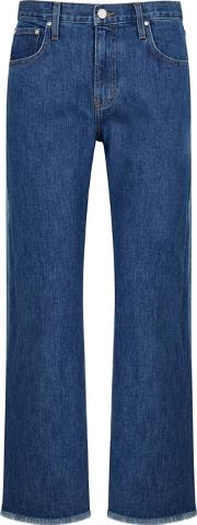 Holden Two Tone Straight Leg Jeans