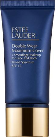 Estee Lauder Double Wear Maximum Cover Camouflage Makeup For Face And Body 30ml Colour Ivory Beige