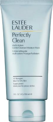 Estee Lauder Perfectly Clean Creme Cleansermoisture Mask 150ml