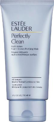 Estee Lauder Perfectly Clean Foam Cleanserpurifying Mask 150ml