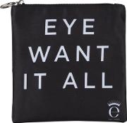 Eye Want It All Cosmetics Case